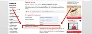 apotal registrierungscode apotal rabattcode