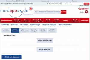 Nordapo24 Gutschein einlösen Rabattcode