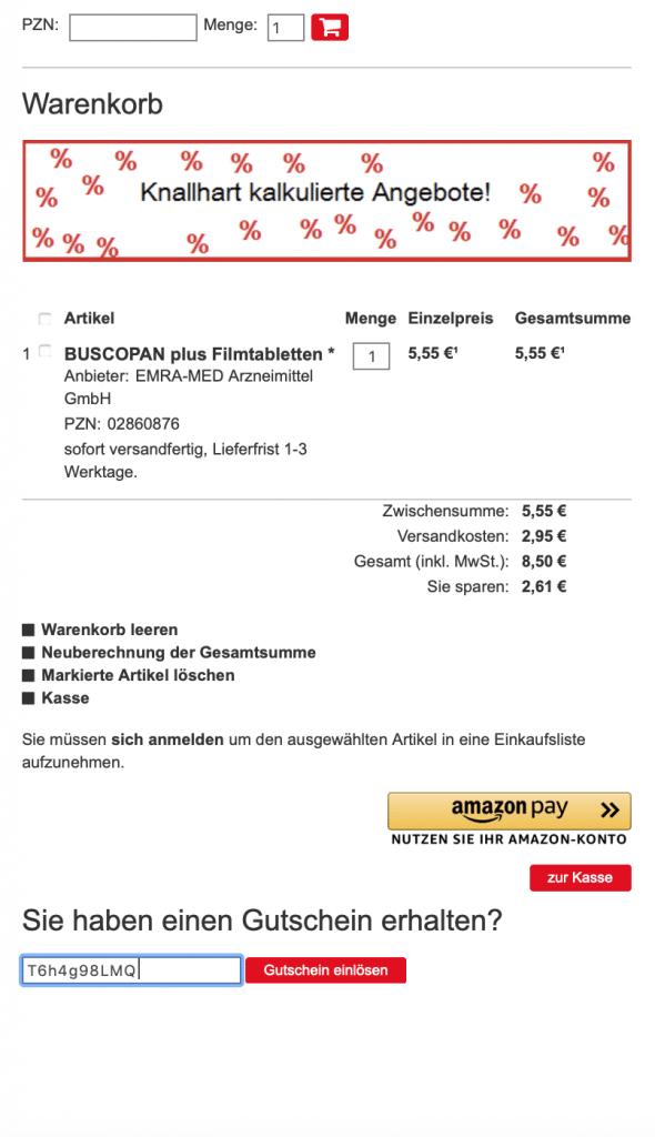 biber-express.de Gutscheine