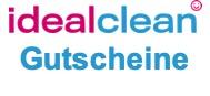 idealclean Gutscheine