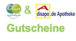 discount-apotheke.de Gutschein und disapo.de Gutschein