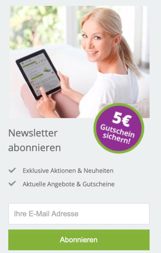 intermedical24 5 Euro Gutschein