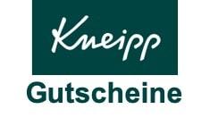 Kneipp Gutscheine