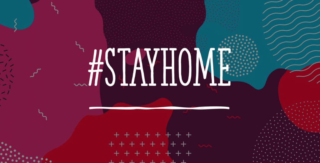 #stayhome #flattenthecurve