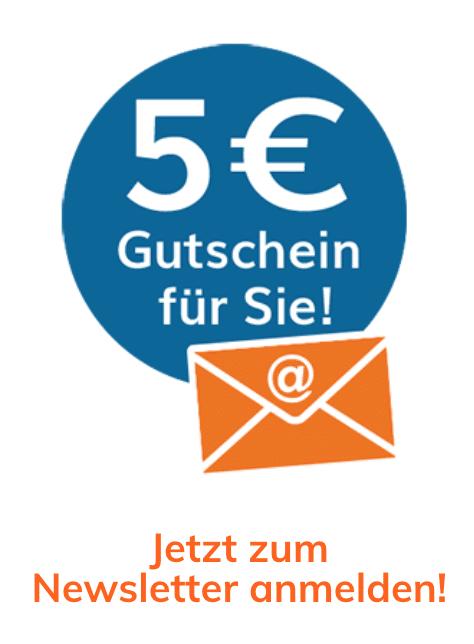 Volksversand.de Gutschein 5 Euro bei Newsletteranmeldung