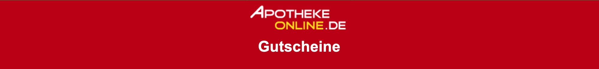 Gutschein Apotheke Online