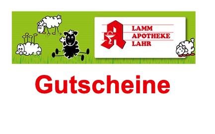 lamm-apotheke Gutscheine