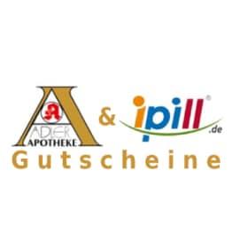 adlerapotheke und ipill gutscheine logo