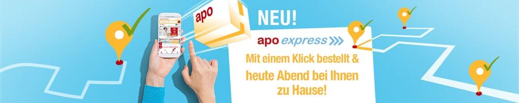 apo-discounter Gutscheine Apo Express