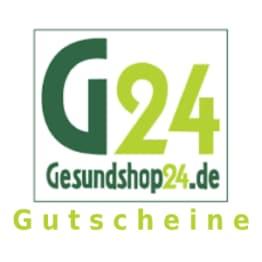 gesundshop24 gutscheine logo