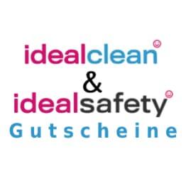 idealclean Gutscheine 300x300