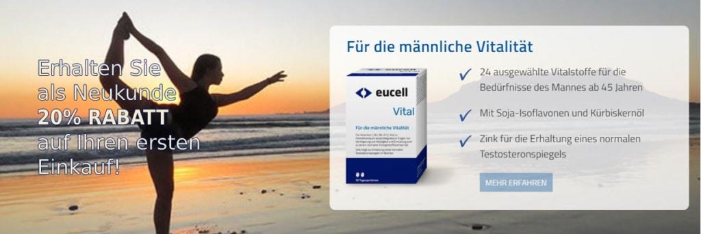 eucell Gutscheine - eucell Gutscheine - Neukundenrabatt kombiniert