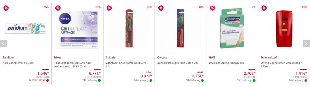 Drogerie Depot Gutscheine Werbung 2
