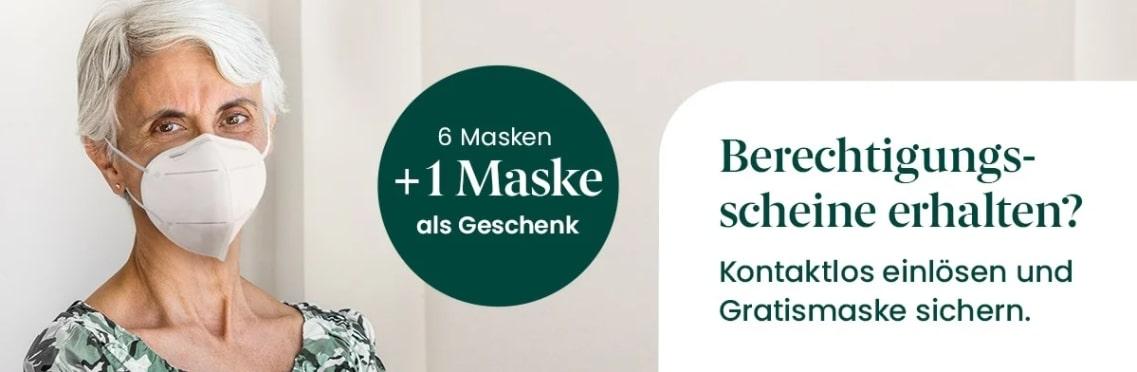 DocMorris Gutscheine ffp2 masken