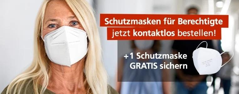 medpex Gutscheine ffp2 masken